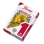 Fournier 20991 - Baraja de cartas española, Nº 1, 50 cartas