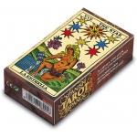 Fournier F21814 - Baraja de cartas tarot español, 78 cartas