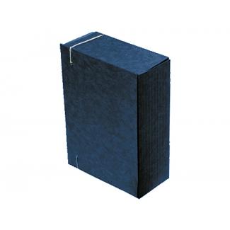 Gio 400018793 - Carpeta de proyectos extensible, con gomas, tamaño folio, color azul