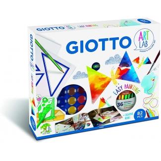 Giotto Art Lab Easy Painting F581300 - Set de manualidades