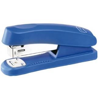 Grapadora de plástico serie XS color azul