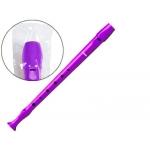 Hohner 9508 - Flauta de plástico, color violeta
