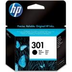 HP 301 - Cartucho de tinta original CH561EE, negro
