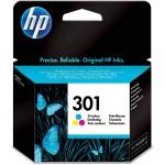 HP 301 - Cartucho de tinta original CH562EE, tricolor