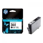 HP 364 - Cartucho de tinta original CB317EE, negro fotográfico