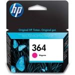 HP 364 - Cartucho de tinta original CB319EE, magenta