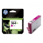 HP 364 XL- Cartucho de tinta original CB324EE, magenta