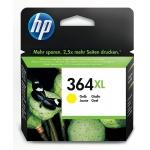 HP 364 XL - Cartucho de tinta original CB325EE, amarillo