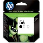 HP 56 - Cartucho de tinta original C6656AE, negro