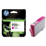 HP 920 XL - Cartucho de tinta original CD973AE, magenta