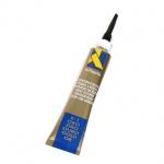 La Pajarita 146264 - Contorno relieve, R-1, tubo de 20 ml, color oro
