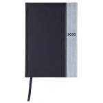 Liderpapel Chatzi - Agenda anual, tamaño 15x21 cm, impresión día página, color azul