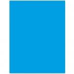 Liderpapel CX05 - Cartulina, 50x65 cm, 240 gr/m2, color azul turquesa