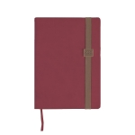 Liderpapel Larisis - Agenda anual, tamaño 15x21 cm, impresión día página, color burdeos