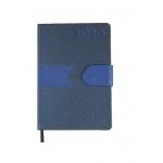 Liderpapel Lidhor - Agenda anual, tamaño 15x21 cm, impresión día página, color azul