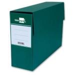 Liderpapel TR01 - Caja de transferencia, tamaño folio, color verde
