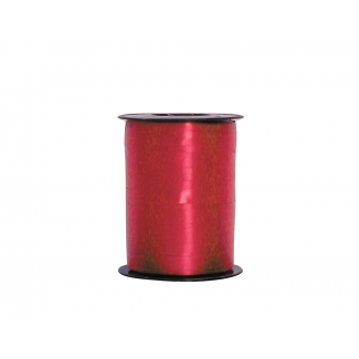 Liderpapel 1000-20 - Cinta para hacer lazos, color rojo, 450 mt x 5 mm