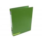 Liderpapel AY22 - Carpeta de anillas, 2 anillas mixtas de 25 mm, cartón forrado, tamaño A4, color verde
