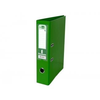 Pregunta sobre Liderpapel AZ34 - Archivador de palanca, tamaño folio, lomo ancho, con rado, color verde