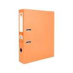 Liderpapel AZ52 - Archivador de palanca, tamaño folio, lomo ancho, con rado, color naranja