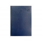 Liderpapel Corfu - Agenda anual, tamaño 15 x 21 cm, impresión día página, color azul