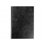 Liderpapel Corfu - Agenda anual, tamaño 15 x 21 cm, impresión día página, color negro
