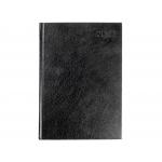 Liderpapel Corfu - Agenda anual, tamaño 15 x 21 cm, impresión día página en catalán, color negro