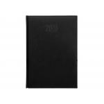Liderpapel Creta - Agenda anual, tamaño 15 x 21 cm, impresión semana vista, color negro