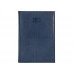 Liderpapel Creta - Agenda anual, tamaño 17 x 24 cm, impresión día página, color azul