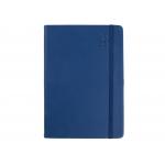 Liderpapel Esparta - Agenda anual, tamaño 15 x 21 cm, impresión día página, cierre con goma, color azul