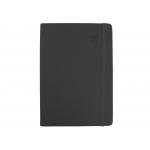 Liderpapel Esparta - Agenda anual, tamaño 15 x 21 cm, impresión día página, cierre con goma, color negro