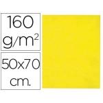 Liderpapel FE11 - Fieltro, 50 cm x 70 cm, 160 gramos, color amarillo