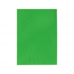 Liderpapel GC06 - Goma eva, espesor de 2,2 mm, 50 cm x 70 cm, ondulada, verde