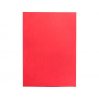 Liderpapel GE24 - Goma eva, espesor de 1,5 mm, 50 cm x 70 cm, color rojo