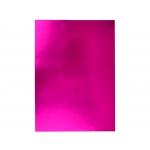Liderpapel GE91 - Goma eva, espesor de 2 mm, 50 cm x 70 cm, metalizada, rosa