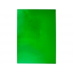 Liderpapel GE92 - Goma eva, espesor de 2 mm, 50 cm x 70 cm, metalizada, verde