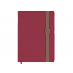 Liderpapel Larisis - Agenda anual, tamaño 17 x 24 cm, impresión día página, color burdeos