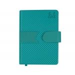 Liderpapel Lidhor - Agenda anual, tamaño 15 x 21 cm, impresión día página, color azul