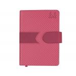 Liderpapel Lidhor - Agenda anual, tamaño 15 x 21 cm, impresión día página, color rojo