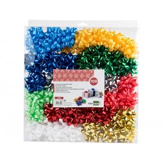 Opina sobre Liderpapel LZ04 - Lazo para regalo, tamaño grande, colores surtidos metalizados
