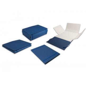 Liderpapel PJ77 - Carpeta de proyectos extensible, con gomas, tamaño folio, colores surtidos