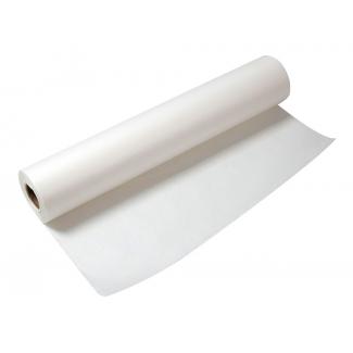 Liderpapel PK05 - Papel kraft, rollo de 1 x 25 mt, 65 gramos, color blanco
