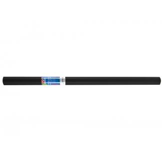 Liderpapel PK21 - Papel kraft, rollo de 1 x 25 mt, 65 gramos, color negro