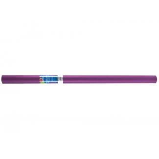 Liderpapel PK25 - Papel kraft, rollo de 1 x 25 mt, 65 gramos, color violeta