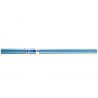 Liderpapel PK34 - Papel kraft, rollo de 1 x 25 mt, 65 gramos, color azul cielo