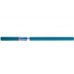 Liderpapel PK41 - Papel kraft, rollo de 1 x 5 mt, 65 gramos, color azul turquesa