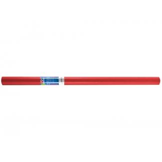 Liderpapel PK48 - Papel kraft, rollo de 1 x 5 mt, 65 gramos, color rojo cherry