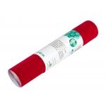 Liderpapel RO05 - Rollo adhesivo, efecto ante, 0,45 x 10 metros, color granate