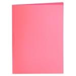 Liderpapel SC32 - Subcarpeta de cartulina, A4, 180 gr /m2, color rosa pastel