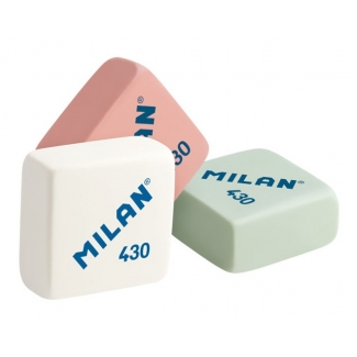 Milan 430 - Goma de borrar, miga de pan